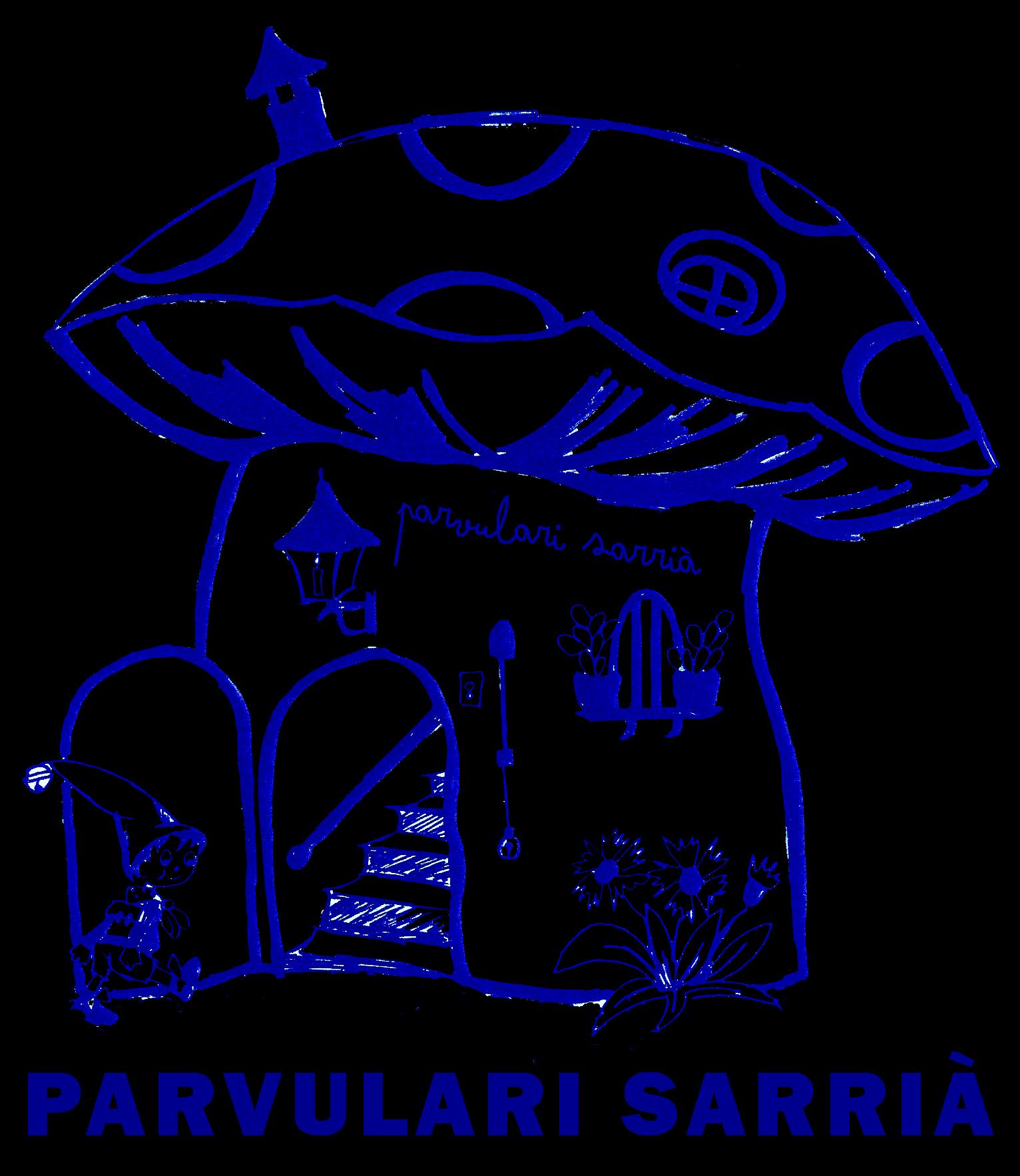 Parvulari Sarrià Logo